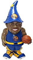 "NBA Golden State Warriors Kevin Durant #35 Resin Player Gnome, 8"", Team Color"