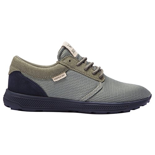 Supra Men's Hammer Run Shoes Size 12 Olive - Black