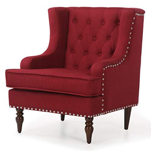 Amazon.com: Hebel Upholstered Elegant Classic Stylish Button ...