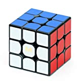 cuberspeed YJ MGC Elite M 3x3 Black Speed Cube YJ MGC Elite Magnetic 3x3x3 Magic Cube Puzzle