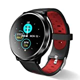 TagoBee Smart Watch, IP67 Waterproof Fitness Tracker with Heart Rate Monitor, Calorie Counter, Pedometer, Blood Pressure Monitor Activity Tracker TB13 Fitness Watch Compatible for Android iPhone