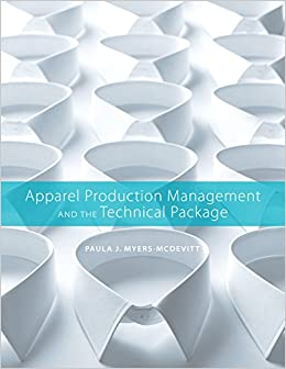 Book Apparel Production Management and the Technical Package