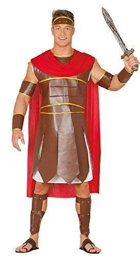 Amazon.com: Disfraz de gladiador griego para hombre, diseño ...