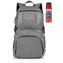 LARGE! 30L! Outlander Packable Handy Lightweight Travel Backpack Daypack+Lifetime Warranty