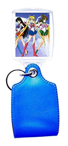 Llavero azul Sailor Moon: Amazon.es: Hogar