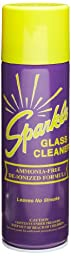 A J Funk & Co 20620 Sparkle Glass Cleaner, Original Purple Formula, 20-Ounce Aerosol Can (Case of 12)