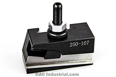 New Axa #7 Universal Parting Blade Holder Cnc Lathe Quick Change 250-107 by All Industrial Tool Supply