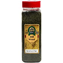 International Spice Premium Gourmet Spices- DILL WEED: 6 oz