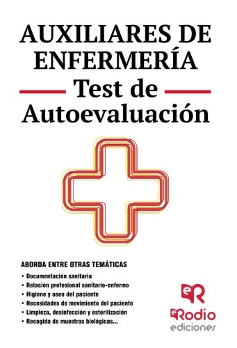 Auxiliares de Enfermeria. Test de Autoevaluacion (Spanish Edition) [Silvia Garcia] (Tapa Blanda)