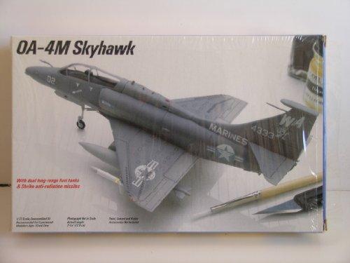 "Testors/Italeri ""McDonnell Douglas 0A-4M Skyhawk"" Plastic Model Kit"