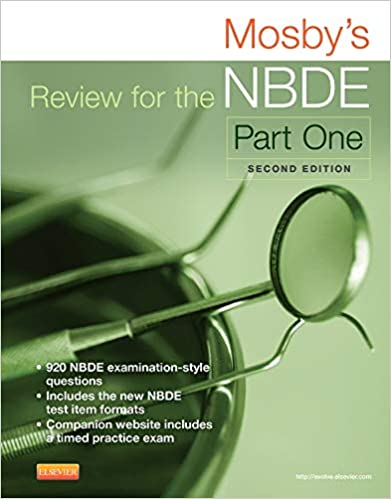 Mosby's Review for the NBDE Part I: 9780323225618: Medicine ...