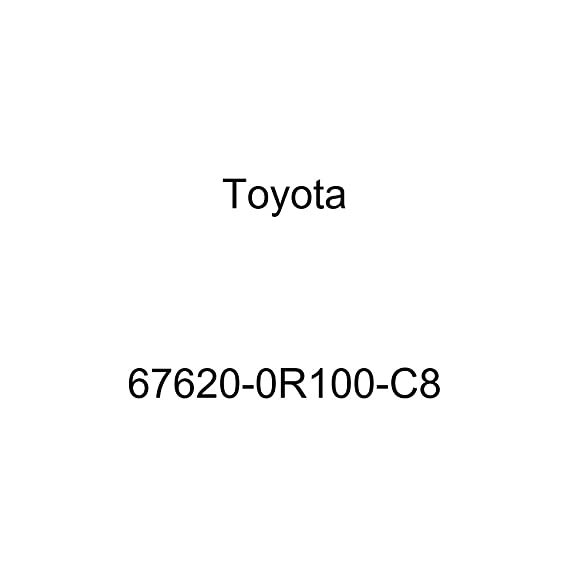 Genuine Toyota 67620-0R100-C0 Door Trim Board