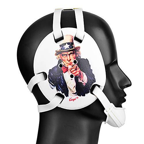 Geyi Wrestling Headgear I Want You for The U.S. Army with Digital Printing Art