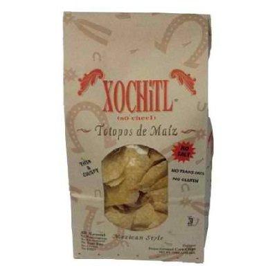xochitl no salt corn chips - 6
