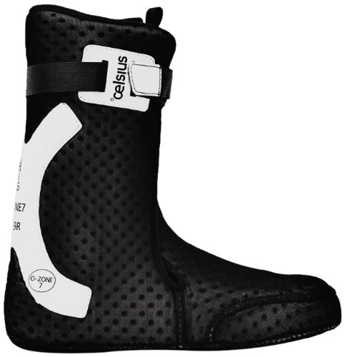Celsius Liner Ozone 7 Snowboard Boot, Black, Size-7 by Celsius