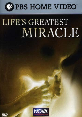Miracles Science Dvd - NOVA - Life's Greatest Miracle
