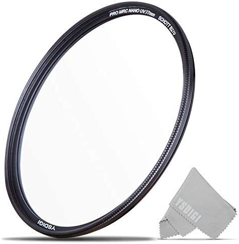 UV 82mm Haze 1A Multicoated for Canon EOS M5 Multithreaded Glass Filter