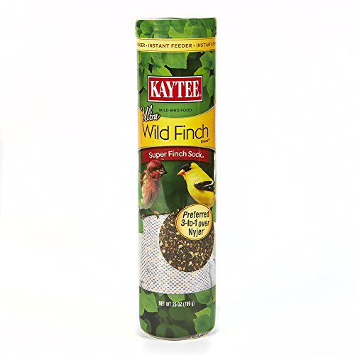 nch Blend, 25-Ounce Super Sock (Feed Wild Finches)