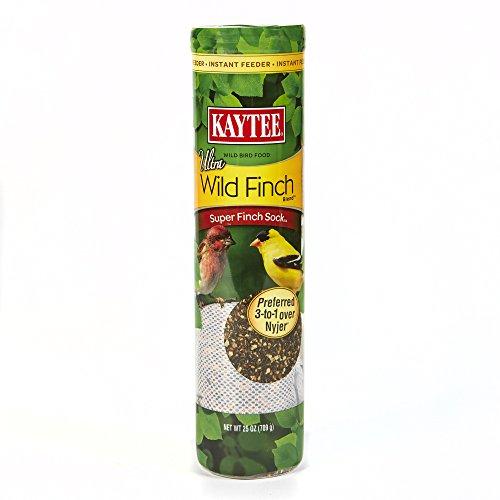 Kaytee Ultra Wild Finch Blend, 25-Ounce Super Sock