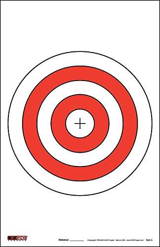 EZ2C Targets Style 6 - Multi Purpose Bullseye 10