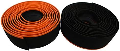 プロ(PRO) バーテープスポーツコントロール R20RTA0033X ブラック/オレンジ
