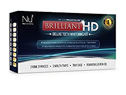 Brilliant HD - Deluxe Teeth Whitening Kit