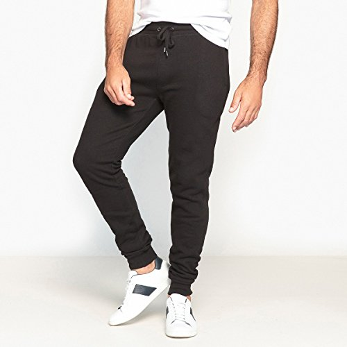 Wholesale La Redoute Castaluna For Men Mens Carrot Trousers Black Size US 42W FR 52 free shipping