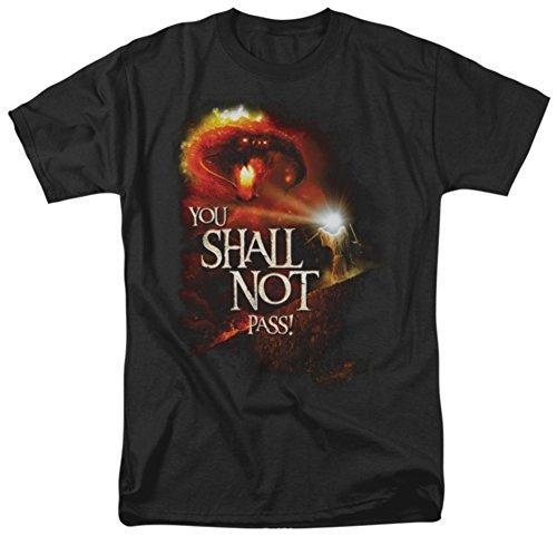 Trevco - You Shall Not Pass Men's T-Shirt