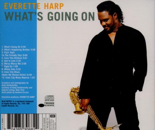 Resultado de imagen de everette harp what's going on