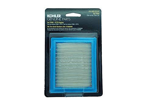 Kohler 14 083 22-S1 Air Filter (Air Filter Kohler Engine)