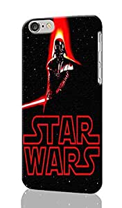 """SUUER Darth Vader Star Wars iPhone 6 - 5.5 inches Plus Case , Designer Personalized Custom Plastic Hard CASE for iPhone 6 Plus (5.5"""") Durable New Style Rough Skin 3D Case Cover"""