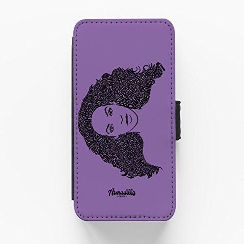 Beyonce Hochwertige PU-Lederimitat Hülle, Schutzhülle Hardcover Flip Case für iPhone 6 / 6s vom Sean Williams + wird mit KOSTENLOSER klarer Displayschutzfolie geliefert