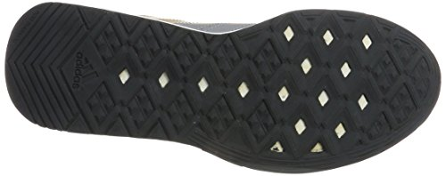 adidas Essential Star 3 M, Zapatillas Deportivas para Interior para Hombre, Negro Multicolor (Dgsogr/ftwwht/sogold)