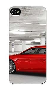Ellent Design Audi E Tron Underground Parking Garage Phone Case For Iphone 5/5s Premium Tpu Case For Thanksgiving Day's Gift