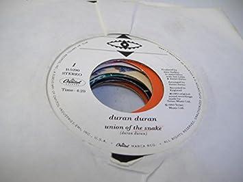 DURAN DURAN 45 RPM Union Of The Snake / Secret Oktober: DURAN DURAN: Amazon.es: Música