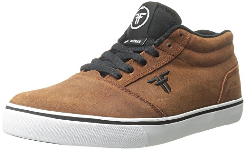 FALLEN Skateboard Shoes DOA BROWN/BLACK Size 8