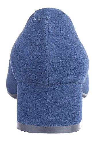 NIUERTEWife - Zapatilla Baja Mujer, Color Azul, Talla 43 EU