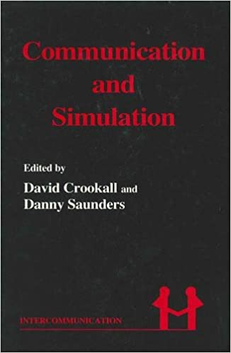 Communication and Simulation: From Two Fields to One Theme