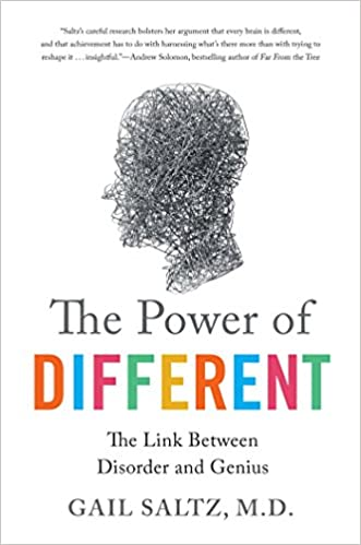 The Power of Different: The Link Between Disorder and Genius - Popular Autism Related Book