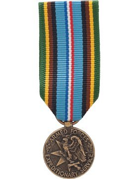 ML-M1045, Armed Force Expeditionary (Mini Medal) MEDALS ()