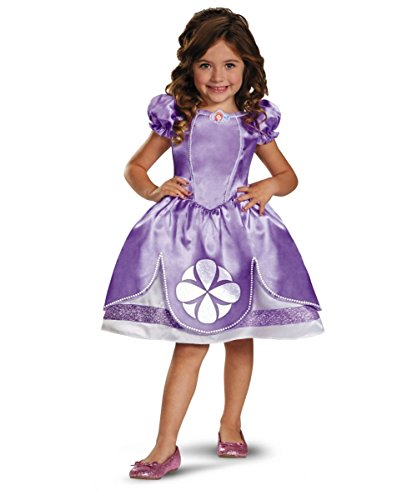 Baby Sofia The First Toddler Costumes (Sofia the First Toddler/ Girls Costume Medium)
