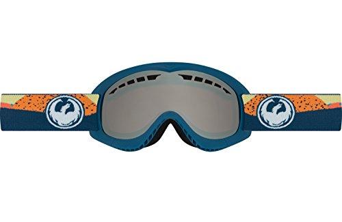 Dragon Alliance DXS Kick Ski Goggles, Orange