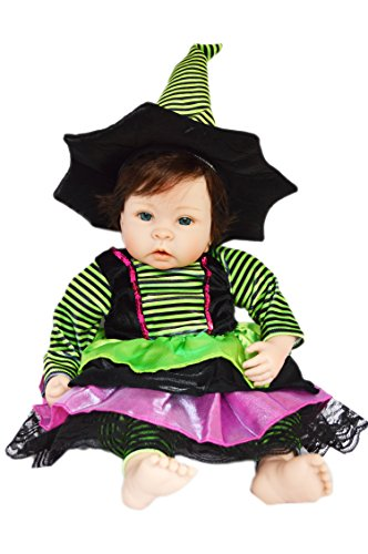 (My Brittany's Modern Halloween Witch Costume for 20 Inch Dolls- Doll Clothes)
