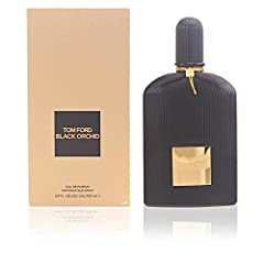 Tom Ford Black Orchid By Tom Ford For Women. Eau De Parfum Spray 3.4-Ounces . A luxurious and sensual fragrance of rich, dark accords and an alluring potion of black orchids, and spice, tom ford's black orchid is both modern and timeless. bot...