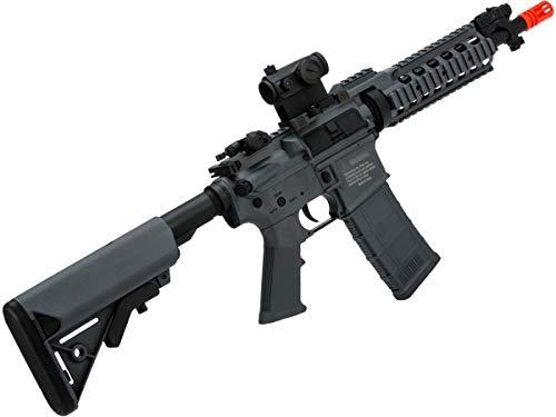 Tippmann BT M4 CQB RIS-Grey(US Orange Tip) 10.5