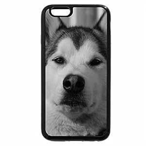 iPhone 6S Plus Case, iPhone 6 Plus Case (Black & White) - My Baby