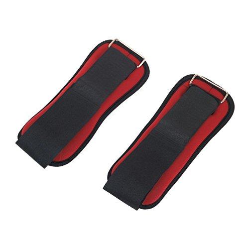 Tremblay - Bracelets lestes 500 gr - Accessoire musculation - Noir - Taille 1