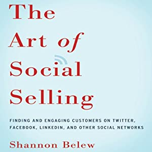 The Art of Social Selling Audiobook