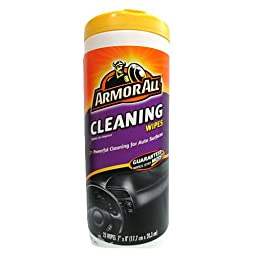Armor All Multipurpose Cleaning Wipes (Pack of 3)