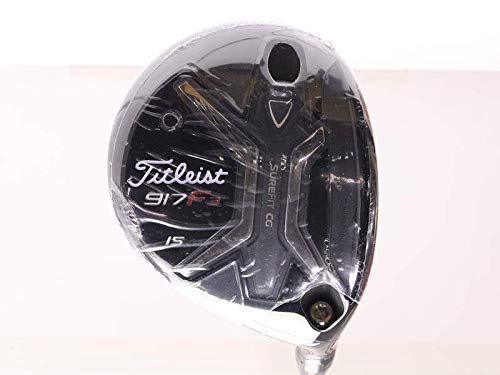 Mint Titleist 917 F3 Fairway Wood 3